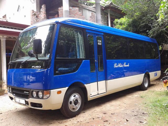 FUSO ROSA AC Bus 33 seats