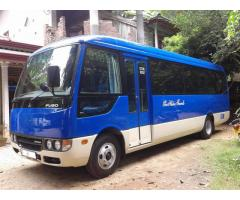 FUSO ROSA AC Bus 33 seats