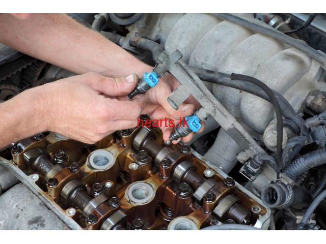 EFI injector cleaning