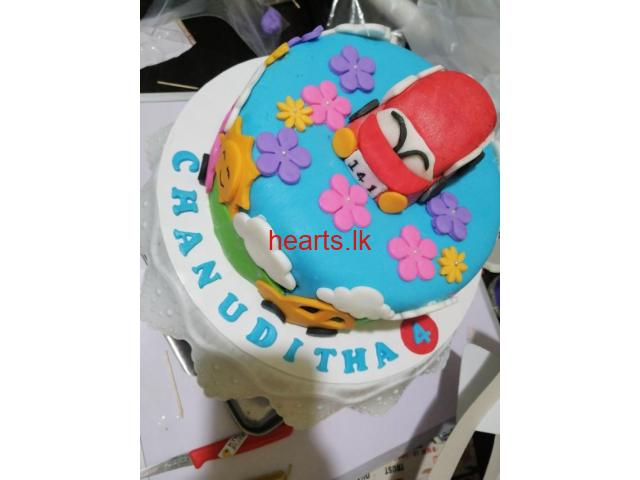 Birth day Cake Design 001