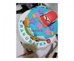 Birth day Cake Design 001